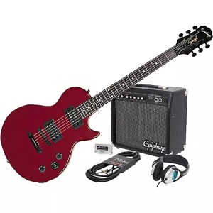 Epiphone Epiphone Les Paul Special II Electric Guitar and
