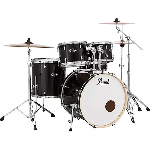 Pearl Export Standard 5 Piece Drum Set with Hardware   Musician s Friend Pearl Export Standard 5 Piece Drum Set with Hardware