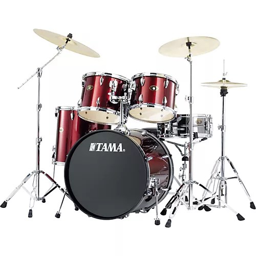TAMA Imperialstar 5 Piece Standard Drum Set   Musician s Friend TAMA Imperialstar 5 Piece Standard Drum Set