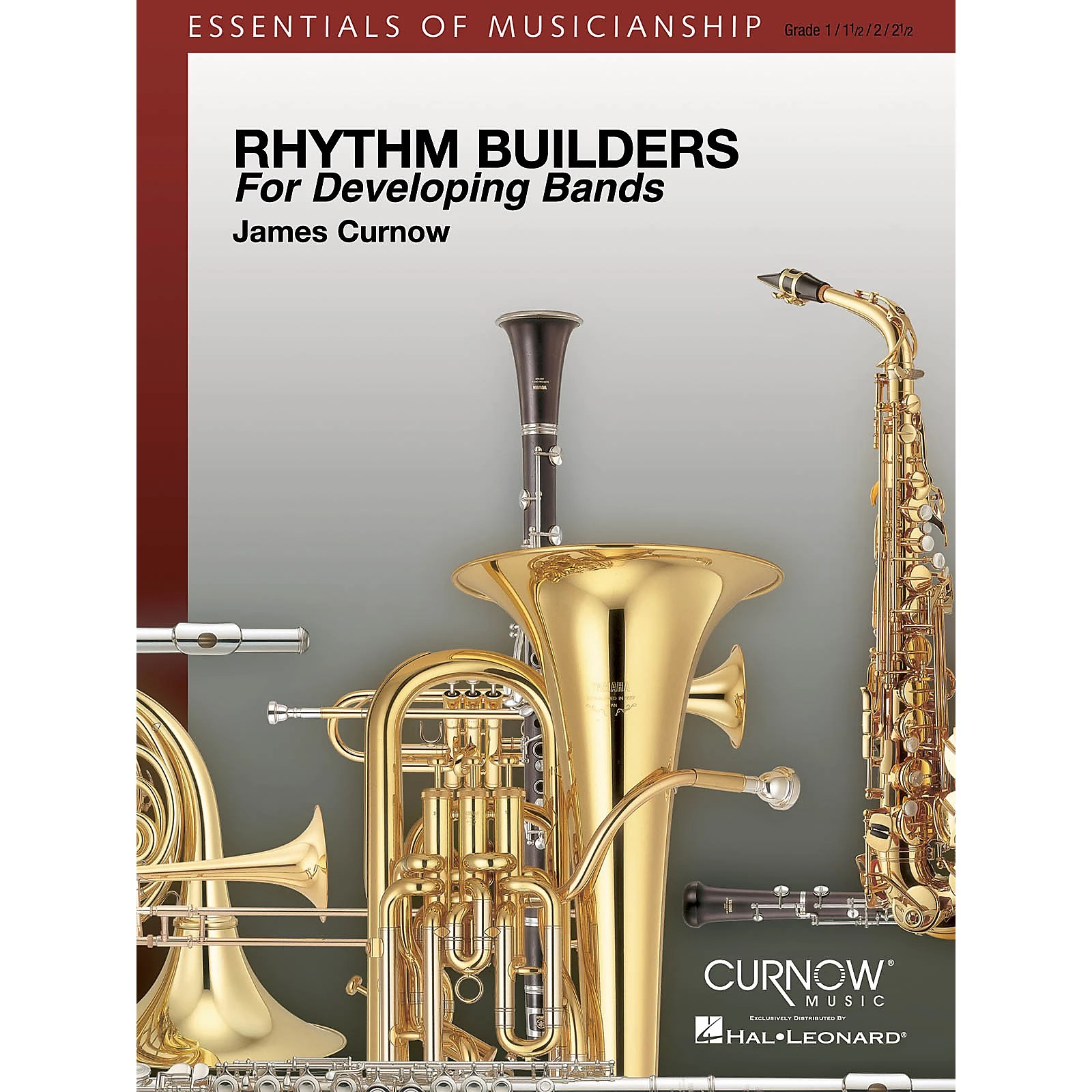 Curnow Music Rhythm Builders For Developing Bands Concert