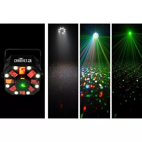 chauvet dj swarm5fx 3 in 1 stage lighting effect