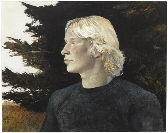 Artworks Of Andrew Wyeth American 1917 2009
