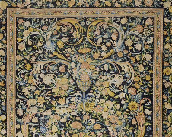 tapis de la savonnerie d epoque louis