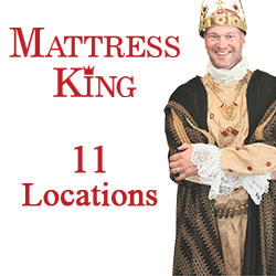 Mattress King Logo W