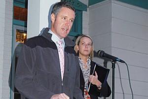 State Senator John Proos