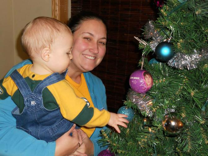 Expecting Christmas Twins Ornament We Re
