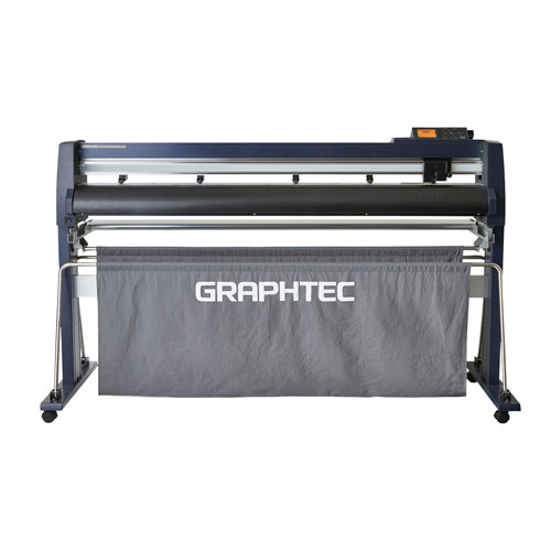 Buy Graphtec 54 Roll Fed Vinyl Cutter And Plotter With Stand And Basket Fc9000 140 At 6586 67