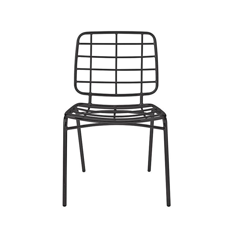 chaise mesh bloomingville