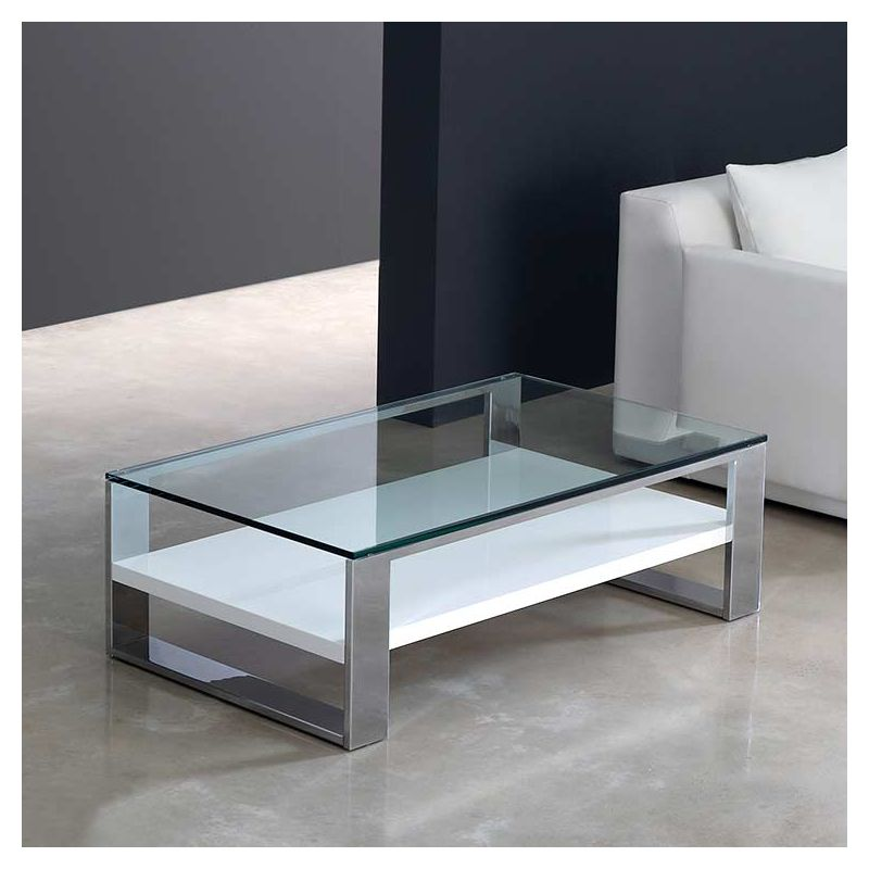 table basse rectangulaire soleo kendo