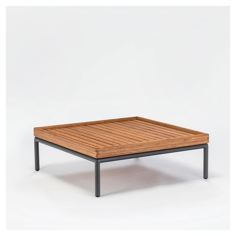 table basse carree outdoor level houe