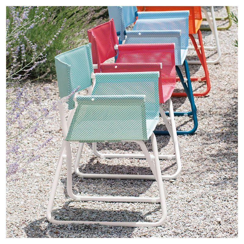 snooze fauteuil jardin pliant emu