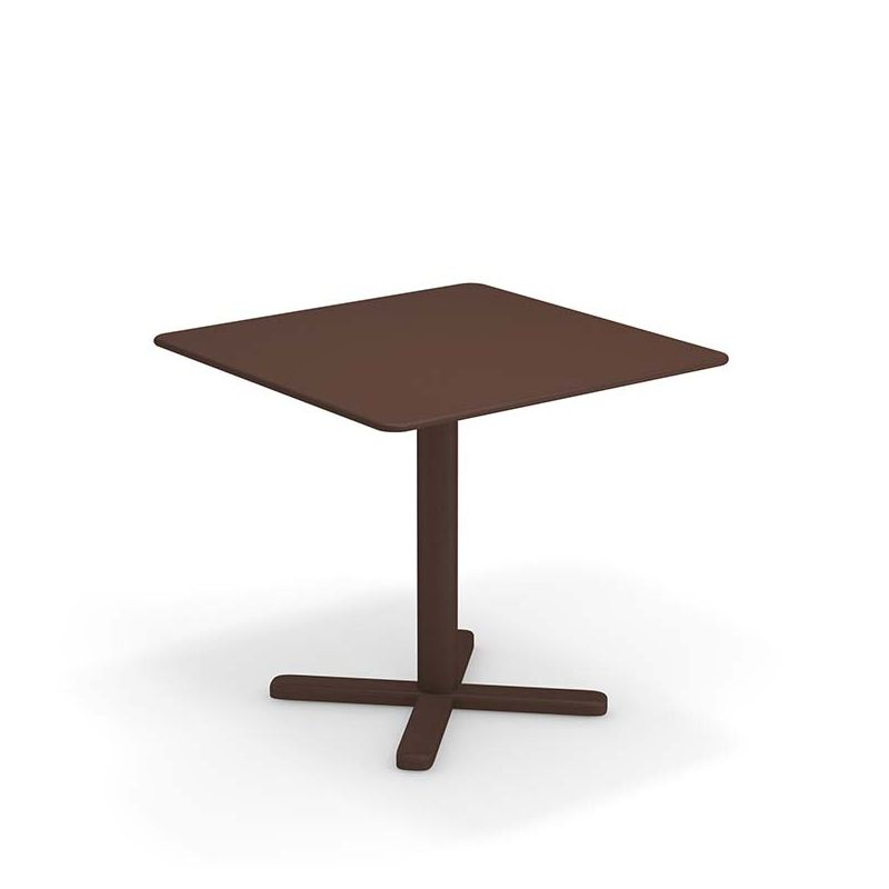 table carree pliante 80 x 80 cm darwin emu