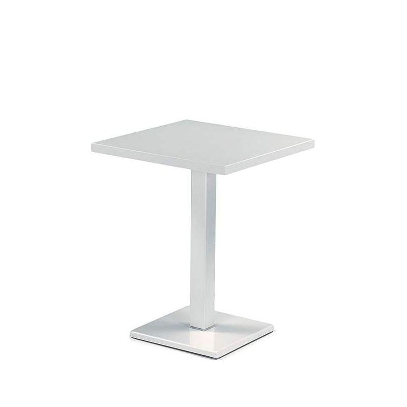 table carree round emu