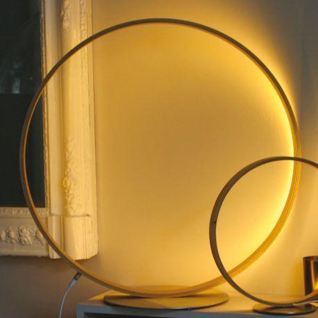 Lampe De Table Design Leds O Henri Bursztyn