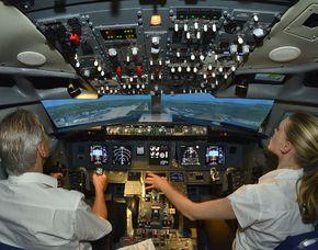 Erlebnisse-Geschenkideen: 3D-Flugsimulator Böblingen