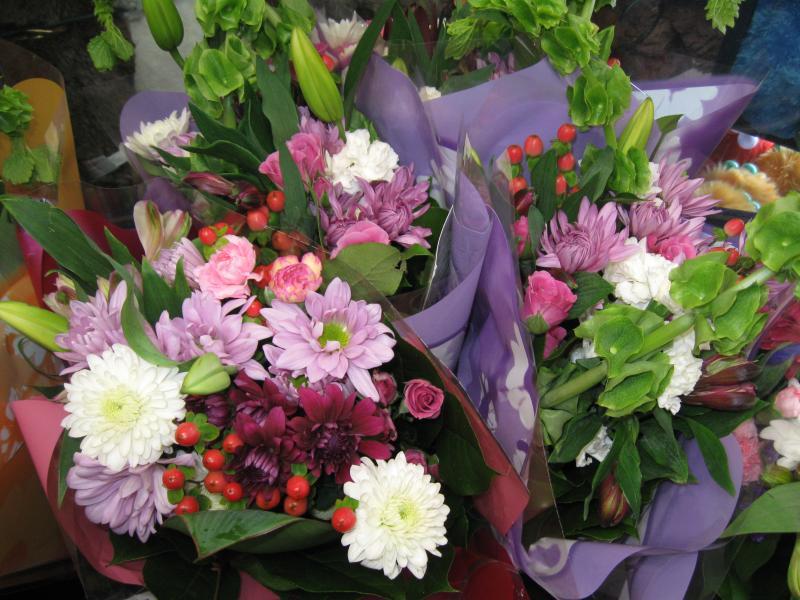 Florists Retail