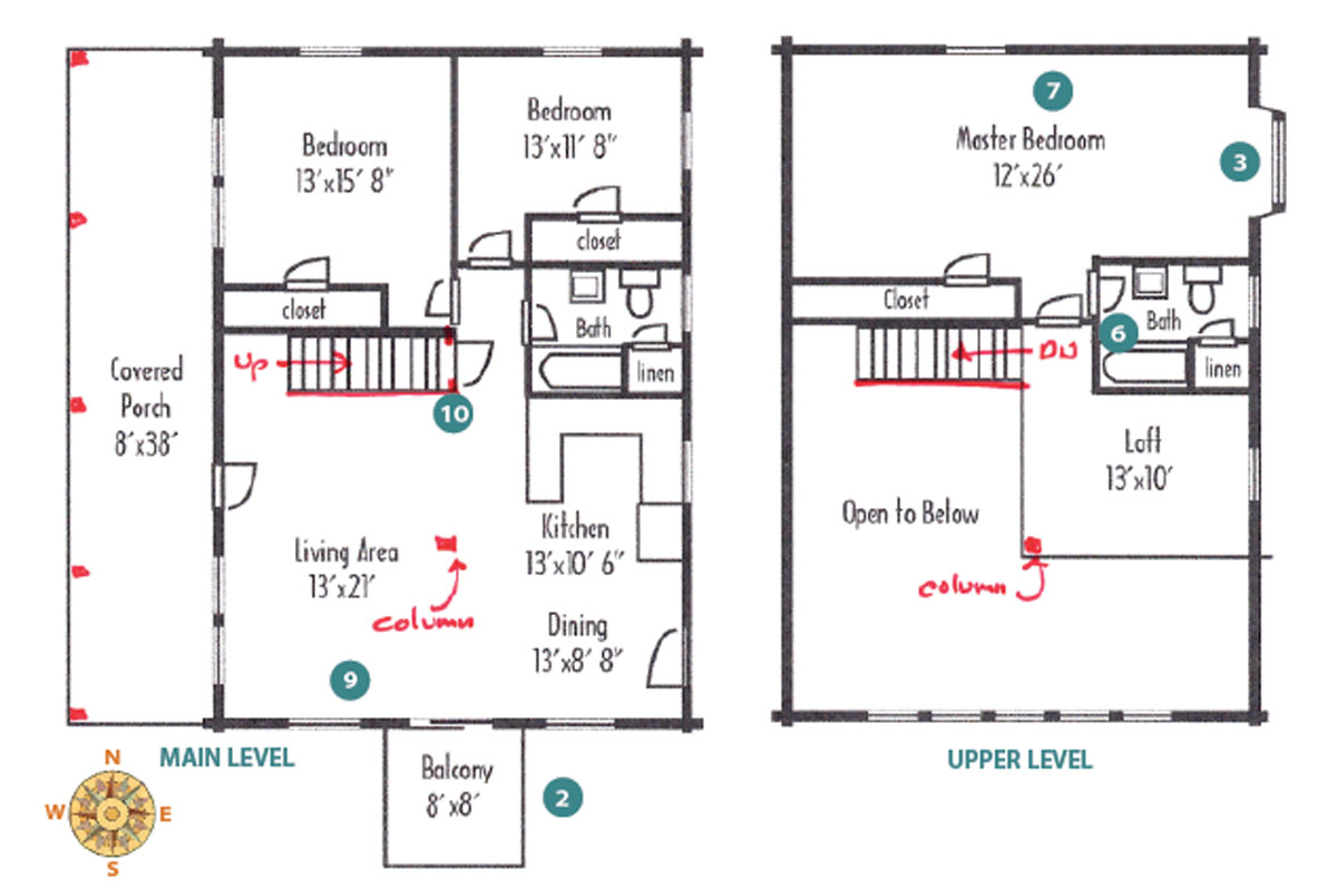 How To Customize A Cabin Floor Plan