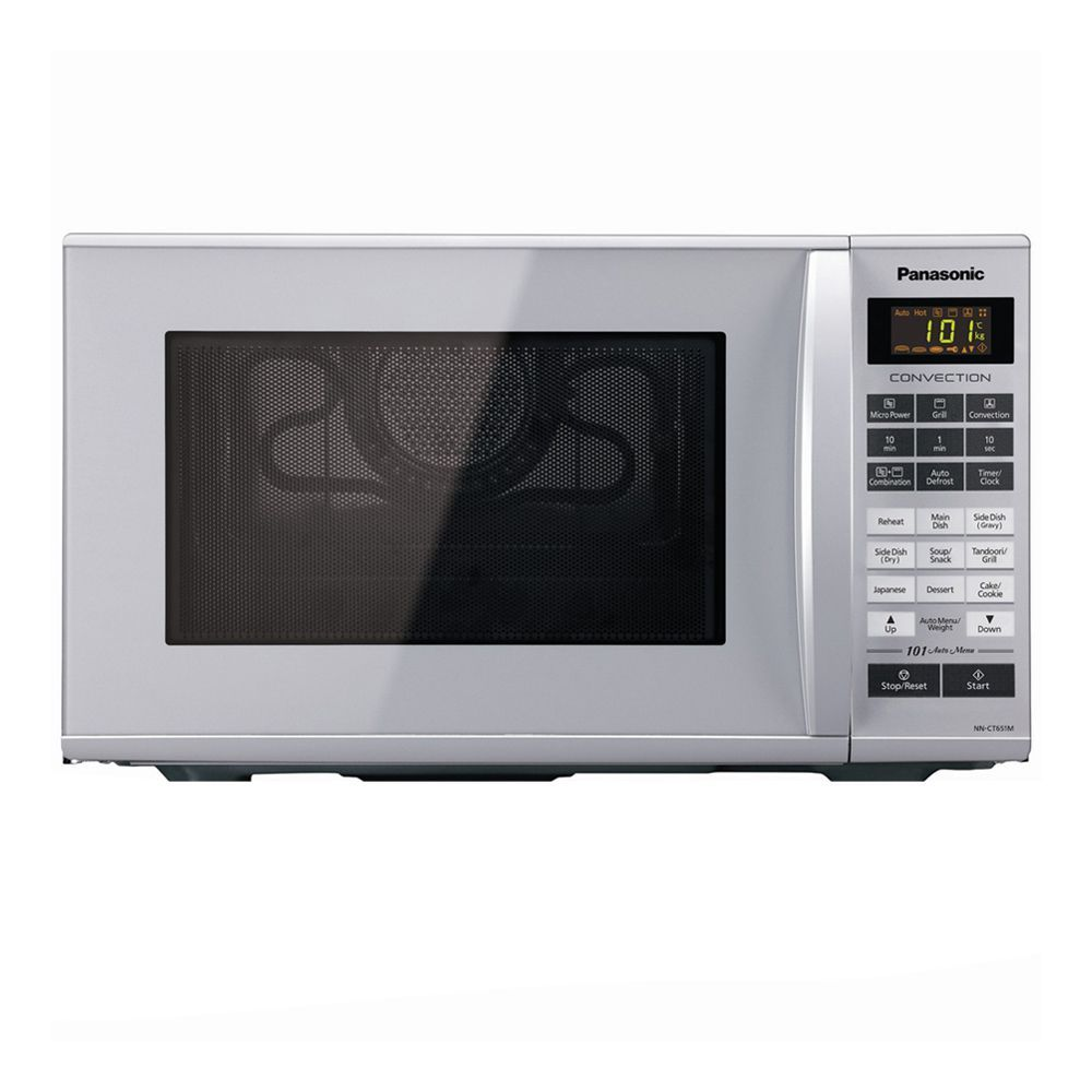 panasonic convection grill microwave oven nn ct651m