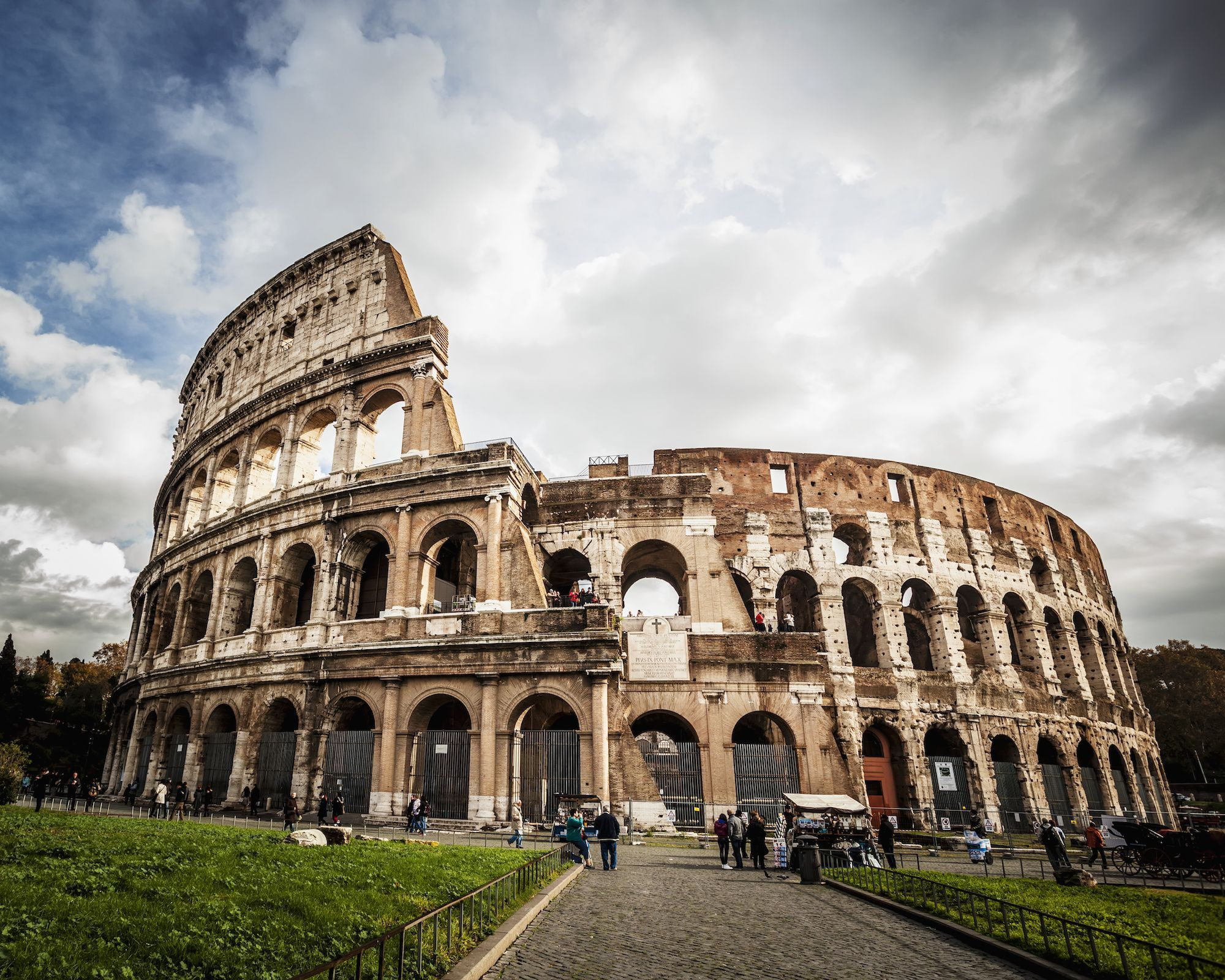 The Colosseum | National Geographic Society