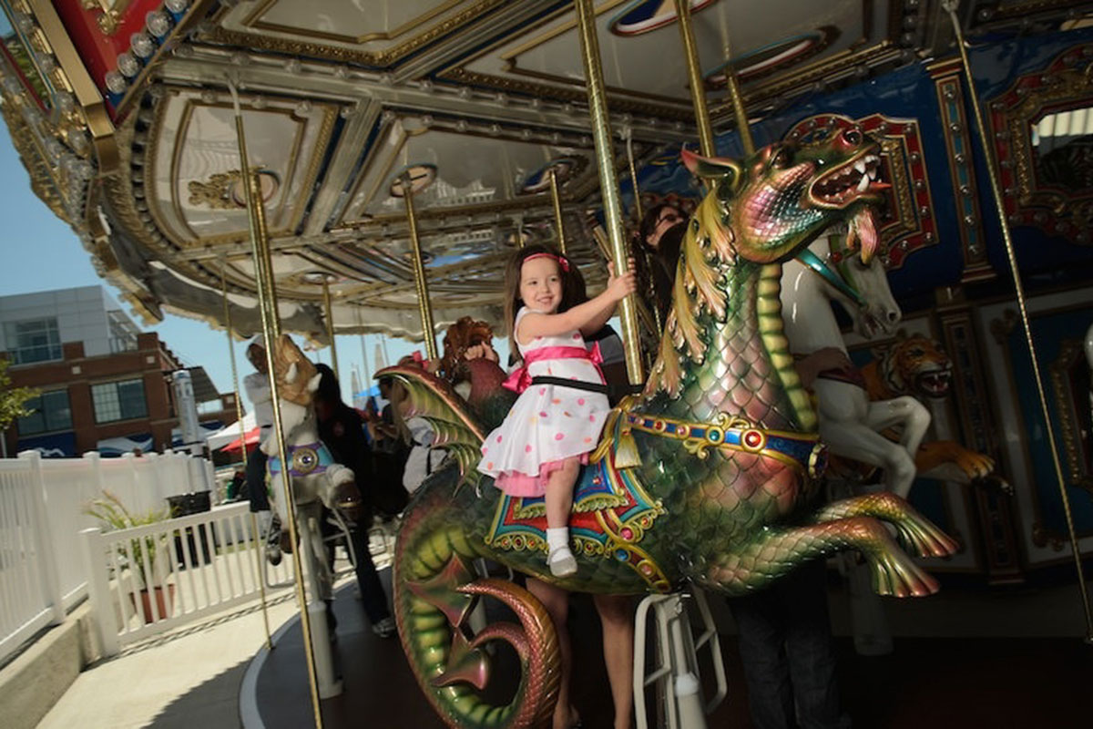 The Carousel At National Harbor Family Activities In DC