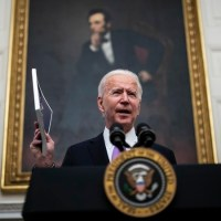 Biden to increase federal food benefits among executive actions aimed at stabilizing U.S. economy #SootinClaimon.Com