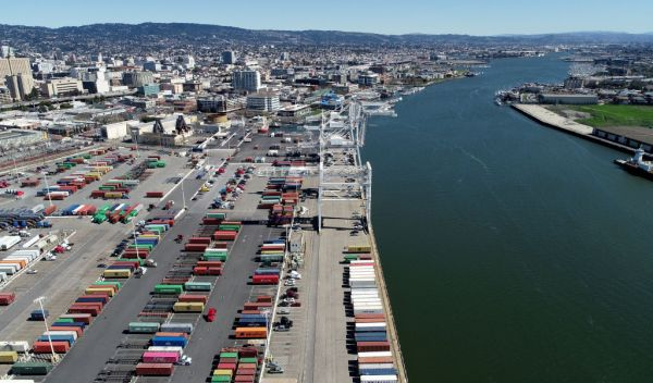 Port of Oakland Officials Wary of Long-Term Economic Impacts of COVID-19