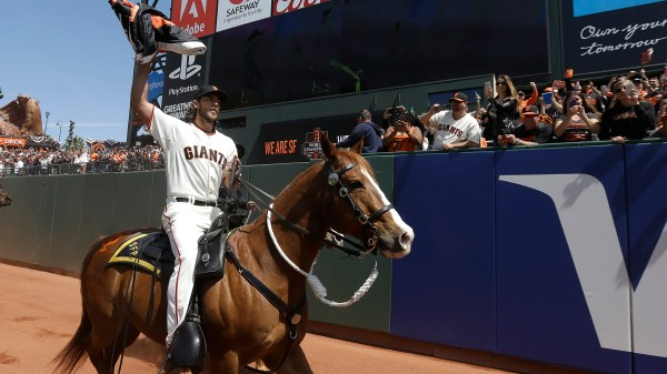 Bumgarner Admits to Rodeo Alias, Competed While on Giants