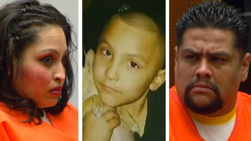 Brother Of Slain 8 Year Old Boy