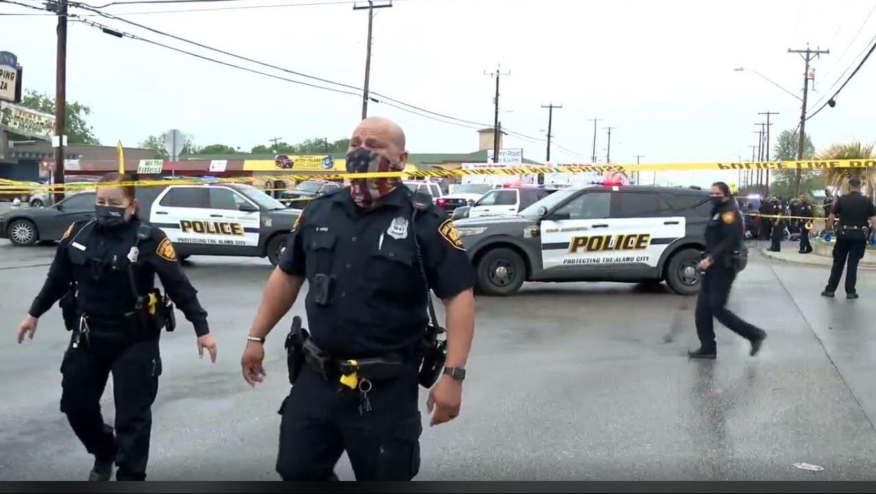 San Antonio Officer Shot, 2 Men Killed During Traffic Stop – NBC Bay Area
