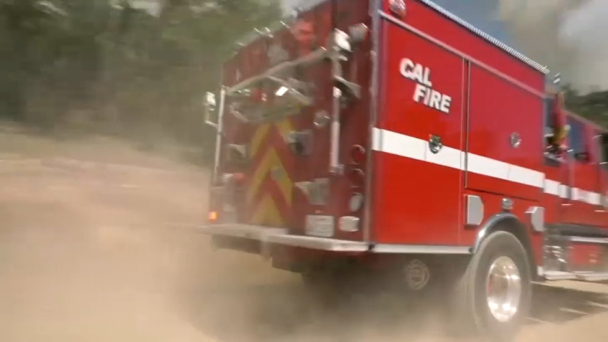 Cal Fire to Hold Wildfire Drill in the Santa Cruz Mountains
