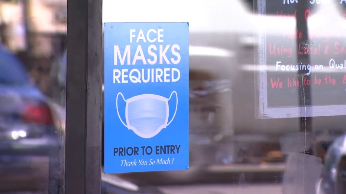 Here's Where You Still Need to Wear a Mask in California After June 15