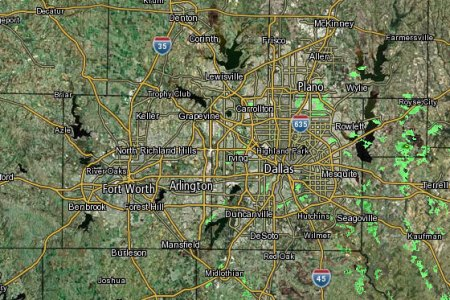 Dallas Fort Worth Weather Maps and Interactive Weather Radar   NBC 5     Interactive Radar
