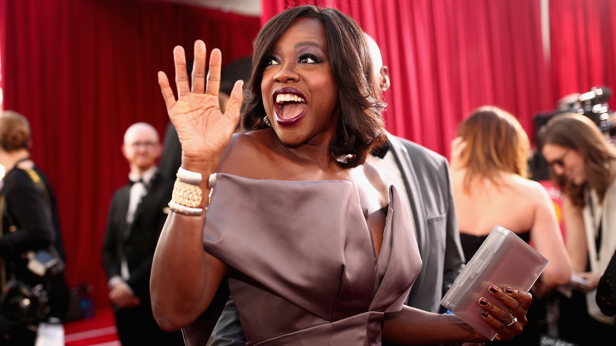 Viola Davis Is Named Hasty Pudding Woman of the Year