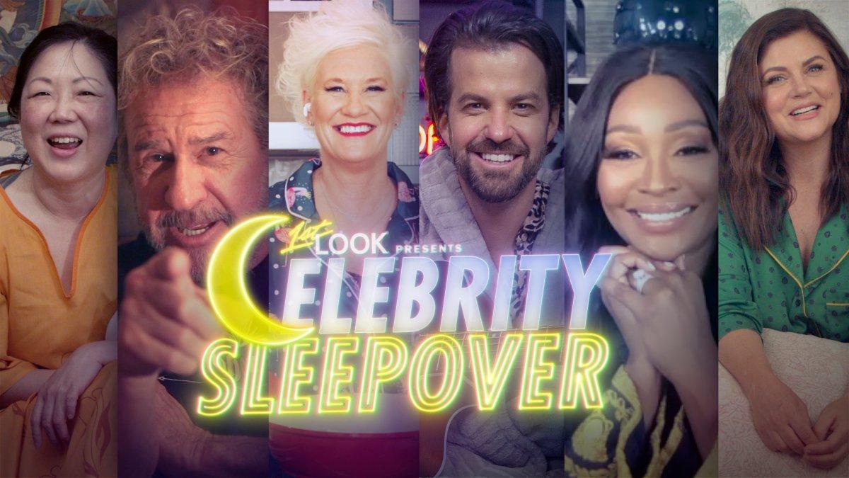 Celebrity Sleepover (NBC)