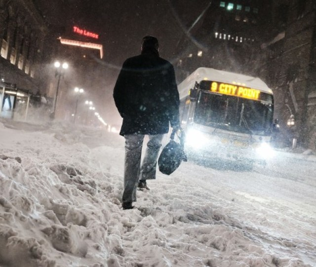 Timeline Hour By Hour Breakdown Of St Snowstorm
