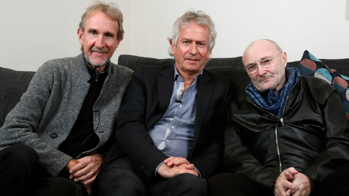 Genesis Adds Second Chicago Show to Start of Band's 2021 Tour