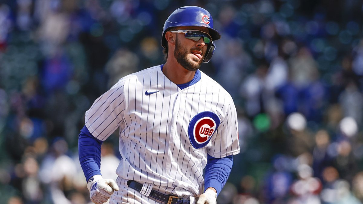 Kris Bryant, Willson Contreras Lead Cubs' Home Run Show Vs. Braves