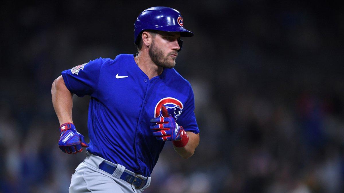 Cubs' Patrick Wisdom Stays Hot, Draws Christian Yelich Comparison