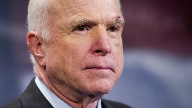Illinois, Indiana Politicians Mourn Loss of Sen. John McCain