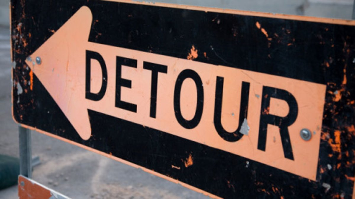 Detour for Water Main Replacement Project on Route 140 in Windsor Locks Begins Today