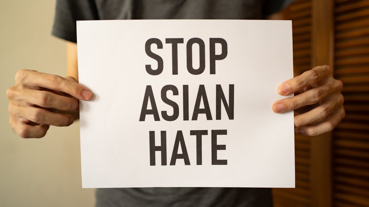 www.nbcconnecticut.com: Rallygoers in Fairfield Decry Hate Crimes Against Asian Americans