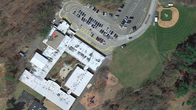 School Shooting Hook Staged Elementary Sandy