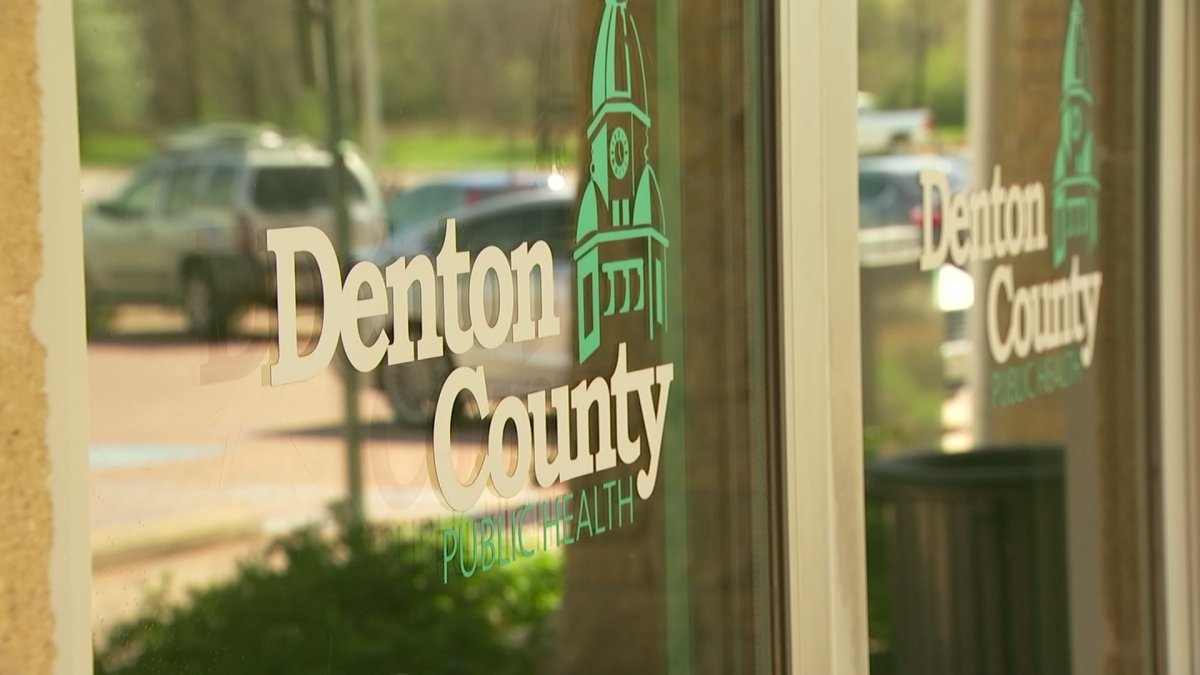 Denton County Opens For Vaccine Registration Nbc 5 Dallas Fort Worth