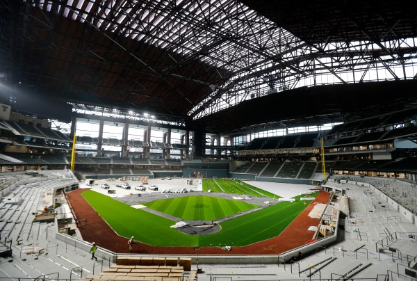 Texas Rangers Announce Single-Ticket Sales for Globe Life Field
