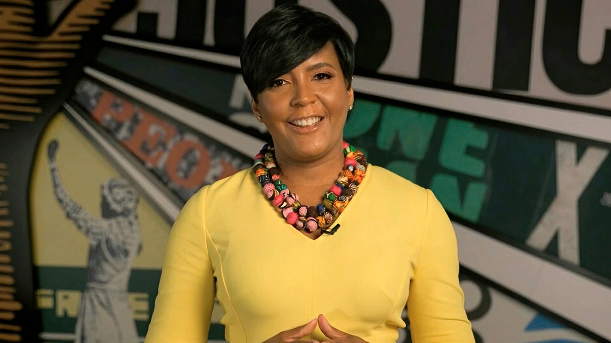 Atlanta Mayor Keisha Lance Bottoms Not Seeking Reelection – NBC 5 Dallas-Fort Worth