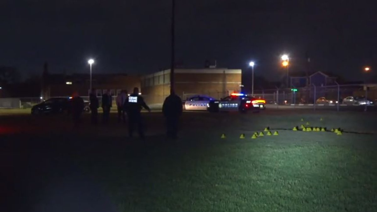 1 Dead, 2 Wounded in Shooting at South Dallas Park; Homicides Up in City