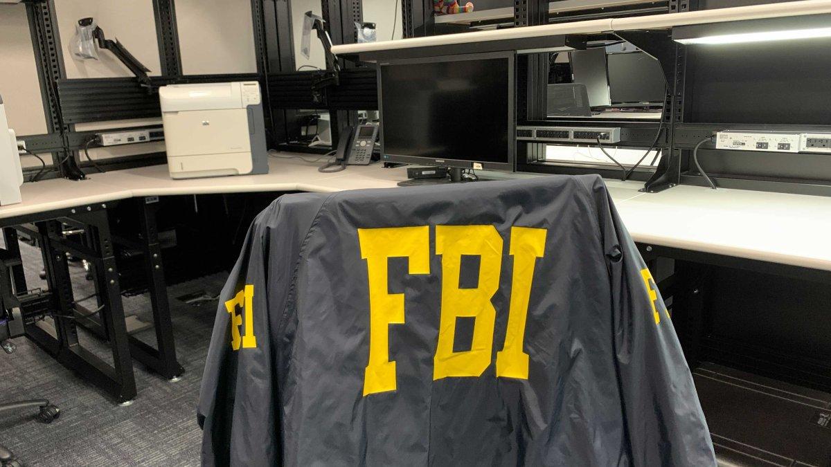 FBI Offers Glimpse Into Dallas Lab Where Digital Detectives Help Solve Crimes