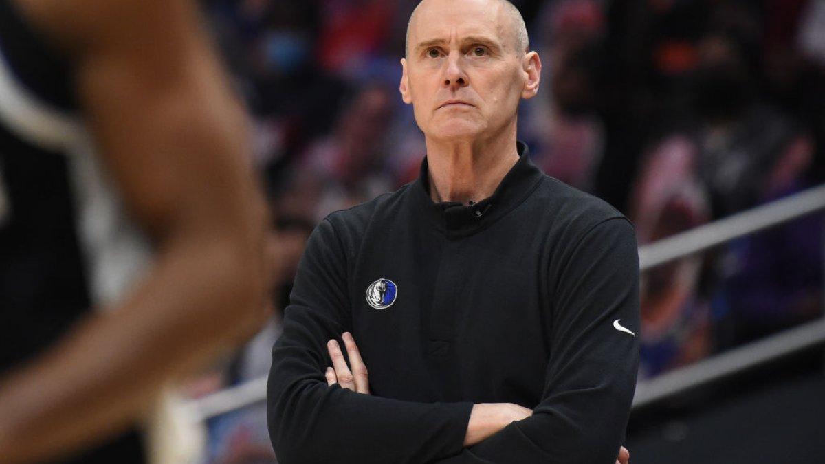 Rick Carlisle Steps Down as Dallas Mavs Head Coach