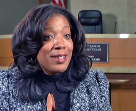 Collin County's first African-American judge discovered at an early age that she wanted to work in the legal field.