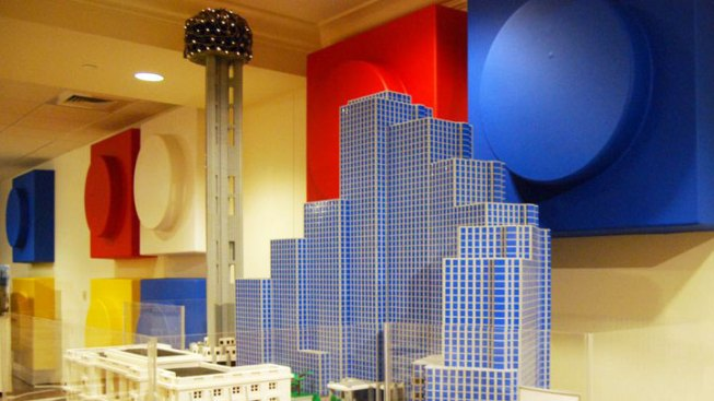 LEGO Does Dallas   NBC 5 Dallas Fort Worth LEGO Does Dallas